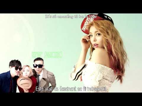 Ailee & 2LSON ~ I'm in love (아임 인 러브) MV [Romanian Trans | Han | Rom] HD