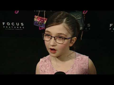 Tully LA Premiere  Itw Lia Frankland  video