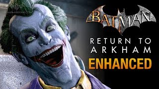 Batman: Return to Arkham - 4K 60fps Gameplay [Xbox One X Enhanced]