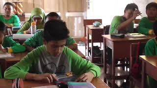 Praktek Resume Buku Siswa Kelas VI CIES (Najla)