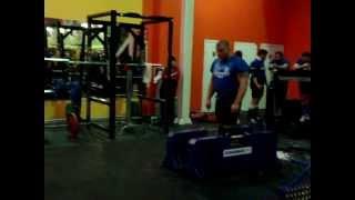 Открытие центра подготовки Strongman в России №3