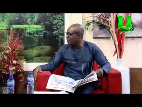 Newspaper Discussion With Ade Coker and Sir John on Adekye Nsroma