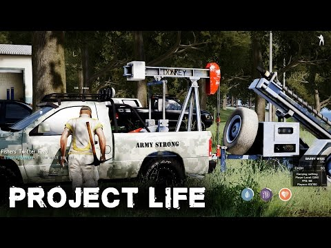 Arma 3 - Project Life Mod - Professional Oil Tycoon