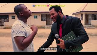 DENILSON IGWE COMEDY - PASTOR PRAY FOR ME