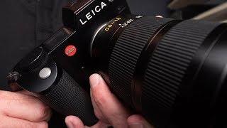 Deepest Pixels :: Leica SL first look