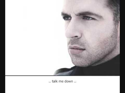 Mark [Westlife] - Talk me Down.