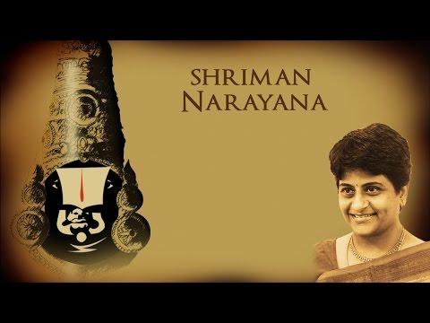 Shriman Narayana | Sri Vyankatesh | Uma Mohan | Devotional