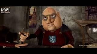 Kozi pribeh - kino trailer 2008