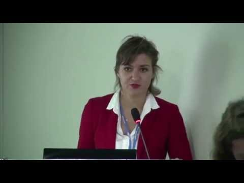 Adeline Dontenville: REDD+ Benefit sharing in the Congo Basin