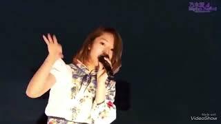 乃木坂46桜井玲香歌唱シーン