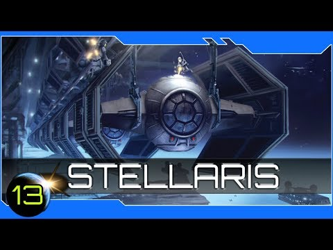 Stellaris - Star Wars Mod - Rebuilding the Imperial Fleet #13-  4x RTS