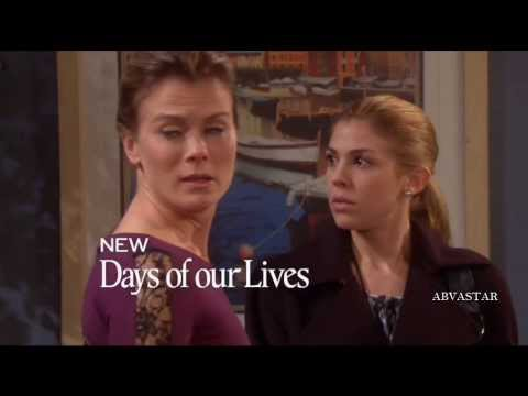 DOOL PROMO WEEK OF 3-10-14 Sami EJ Abby DAYS OF OUR LIVES Abigail Pregnant Sneak Peek Preview 3-7-14