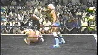"Hulk Hogan vs. ""Gentleman"" Jerry Valiant - July 1984"