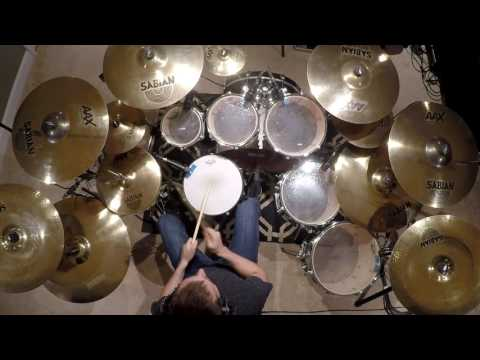 Higher - Creed (James Robert Drum Cover)