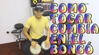 como tocar cumbia en el bongo
