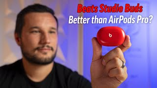Beats Studio Buds Review after 1 Week of Use: INCREDIBLE