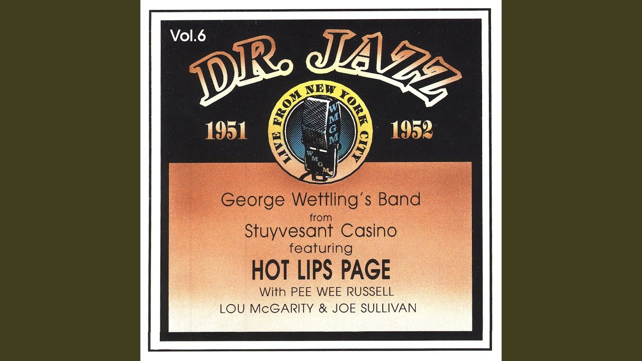 Hot lips page at stuyvesant casino black casino list online