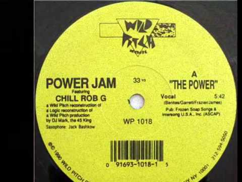 Chill Rob G - The Power