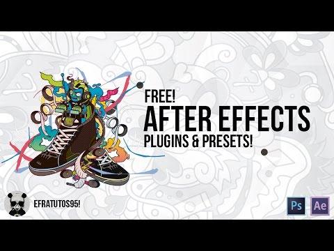 Plugins y Presets Gratis After Effects Tutorial + Descarga!