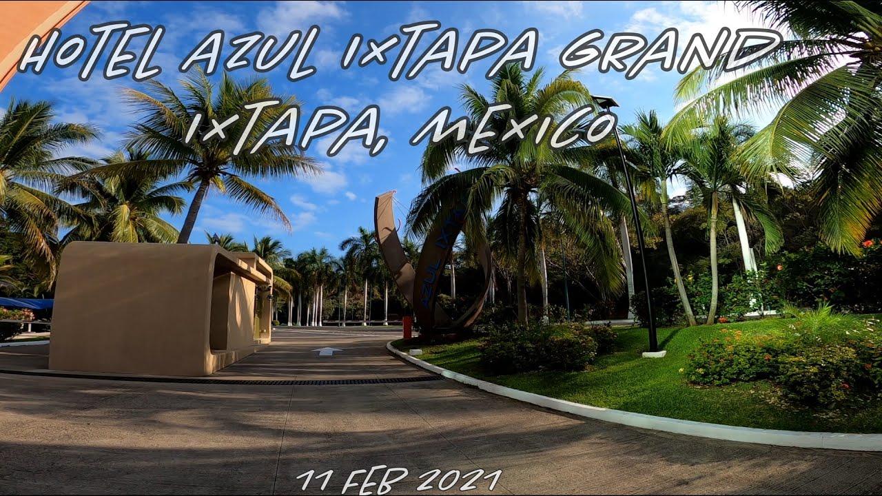 Azul Ixtapa Grand Hotel Youtube