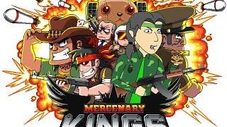 Mercenary Kings. Обзор от ASH2
