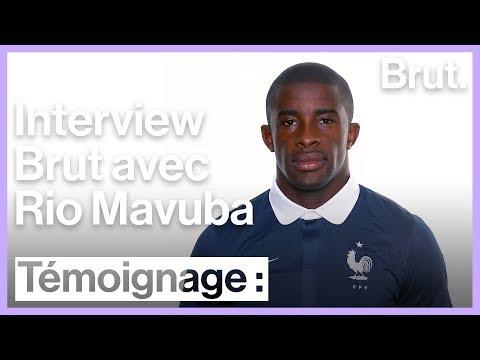 Brut a rencontré Rio Mavuba, un migrant devenu joueur de l'équipe de France de football