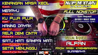 Download lagu DJ Kenangan Masa Kecil vs Merayu - Thomas Arya | Remix Funkot | 💎 REQ Alfan From Arek Krembangan