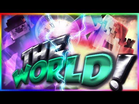 THE WORLD ! - SKYWARS SUR HYPIXEL w/COLMAN
