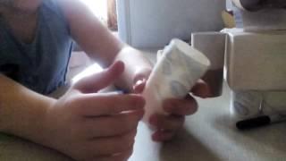 Как я сделал робота из бумаги. Как сделать колонку из бумаги