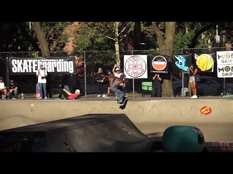 Keith Hardy Am Nyc Finals