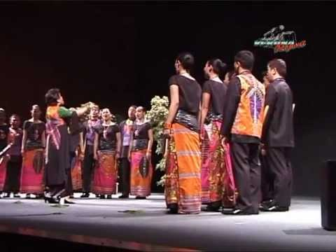 The University of the Philippines Concert Chorus