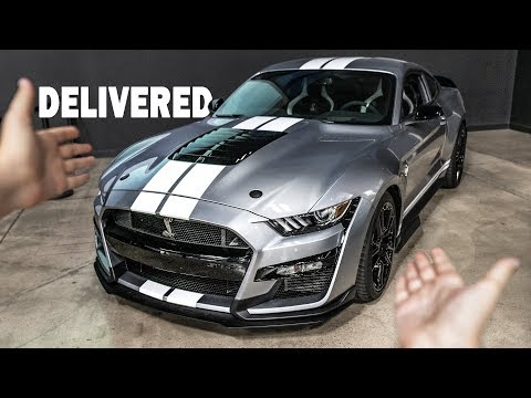 NEWLY DELIVERED 2020 SHELBY GT500! This thing ROCKS!!