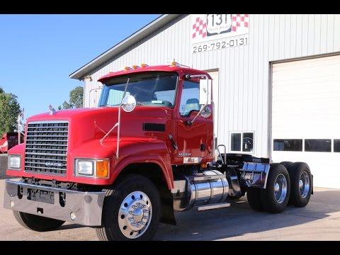 2008 Mack CH613 Day Cab | 131 Truck Sales