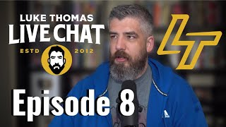 Floyd Mayweather Unretires, UFC 245 Preview, Ben Askren's Career | Live Chat, ep. 8 | Luke Thomas