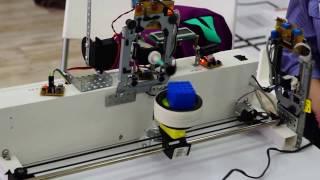 Соревнования BelRobot 2017: АГРО