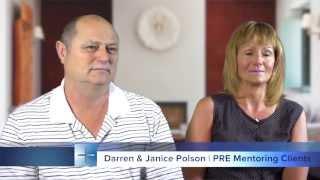 PRE's Client Testimonials - Darren & Janice Polson
