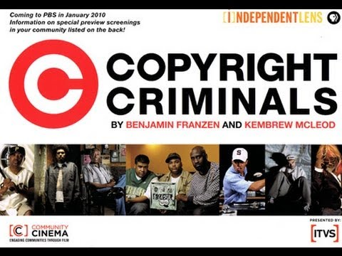 Independent Lens Copyright Criminals legendado