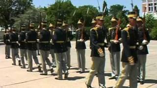 "Drill Team Regimentul 30 Garda ""Mihai Viteazul"""