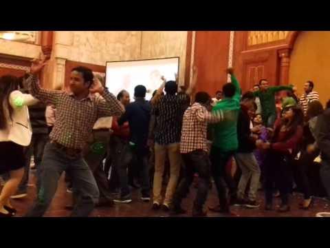 20151217 spinneys party video by bidur maharjan