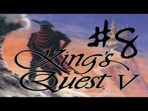 Let's Play King's Quest V: Pt.8: Manannan's Last Stand