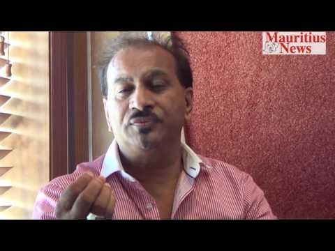 Mauritius News: Rencontre avec l'artiste Shashi Sohodeb