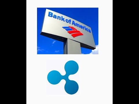 Ripple(XRP) Bank of America Job posting. New project?