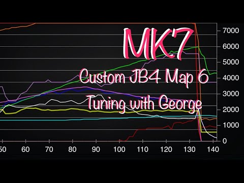 Map 6 tuning on the JB4 GTI with George from BurgerTuning