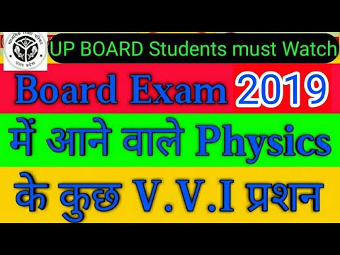 Up Board 12th Physics Book
