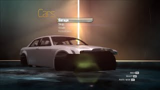 NFS Undercover Unfinished Cars - Chrysler 300C SRT-8