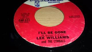 Lee Williams & The Cymbals - I