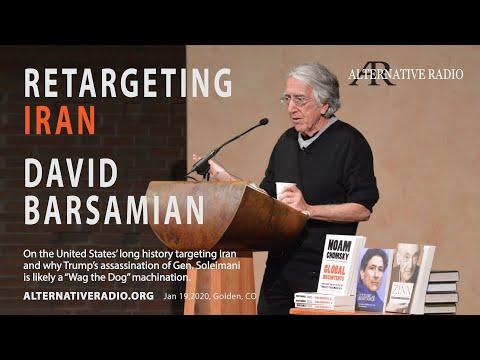 David Barsamian: Retargeting Iran
