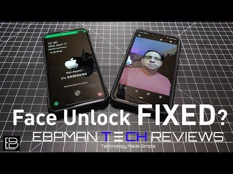 Did Samsung FIX Face Unlock? | S10e, S10e, S10 Plus