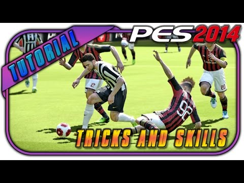 PES 2014 Tricks & Skills Tutorial