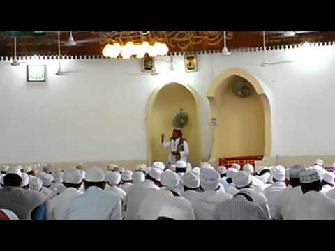 Jumma prayers in a Colombo mosque 1